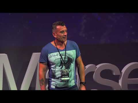 TEDxMarseille Être soi-même Alain Alivon