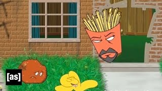 Who Are You Calling Boy? | Aqua Teen Hunger Force | Adult Swim