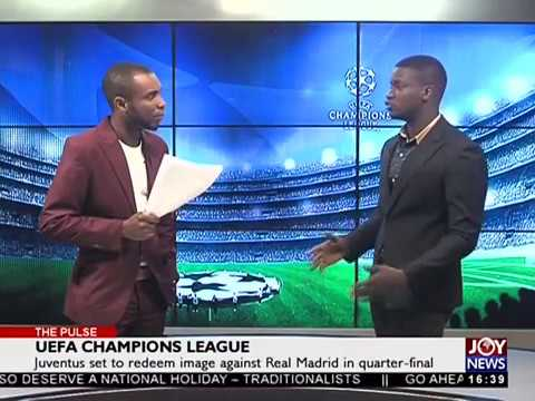 UEFA Champions League - The Pulse Sports on JoyNews (3-4-18)