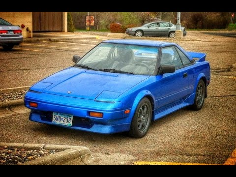 Project 1985 Toyota MR2 Mp3