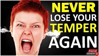 3 Powerful Tricks to Control your Anger (FAST)   How To Handle a Bad Temper