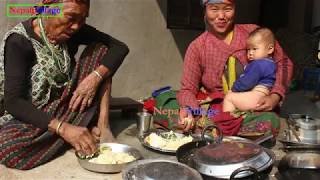 Delicious Asian Food Ll Cooking Organic Food And Eating  Ll Rural Life Ll Primitive Technology