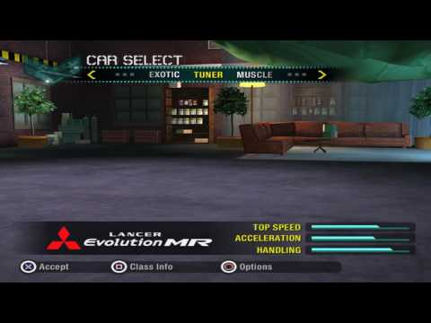Need For Speed Carbon: Beta Safehouses