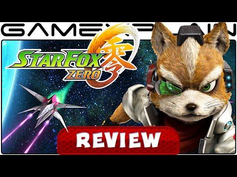 Star Fox Zero - REVIEW (Wii U) - YouTube video thumbnail