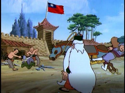 BOL RAZ JEDEN...VYNÁLEZCA-1.diel-Naši čínski predkovia