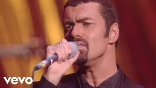 George Michael I Cant Make You Love Me Live Video
