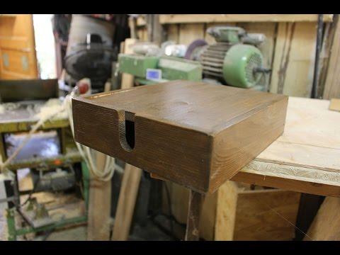 Kiste mit Klappdeckel bauen