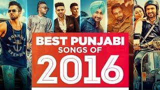 'Best Punjabi Songs' of 2016 | T-Series Top 10 Punjabi Songs | Punjabi Jukebox