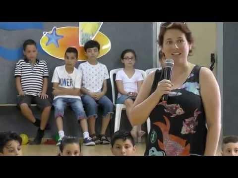 דיאלוג מוזיקלי בין- דורי בבית ספר עליות ברמת גן