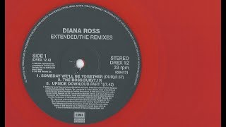 Diana Ross - Upside Down [David Morales Dub #1] (rare)