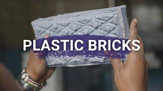 Recycled Plastic Bricks in Kenya