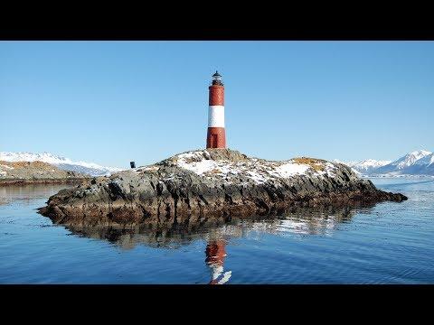 世界盡頭 智利阿根廷 伊瓜蘇瀑布 火地島國王企鵝14日 GIG13A
