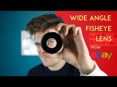 Neewer Fisheye Wide Angle Macro Lens 52mm 0.45X Review