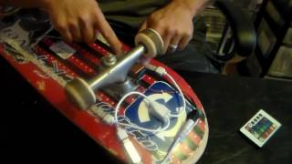 LED Skateboard install Tutorial