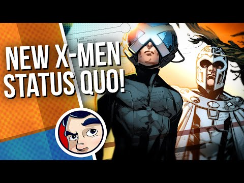 X-Men, House of X & Powers of X – Explained | Comicstorian