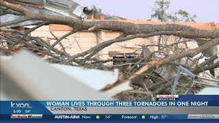 4 dead, dozens hospitalized after tornadoes rip through East Texas