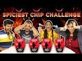 World 39 s Most Spiciest Chip Challenge Gone Wrong One
