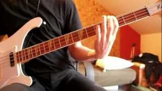 """Everything Everything - """"Cough Cough"""" Bass tutorial"""