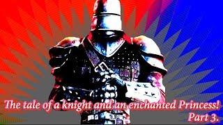 Спектакль Сказка о рыцаре и заколдованной принцессе! Часть 3  The tale of a knight and an enchanted