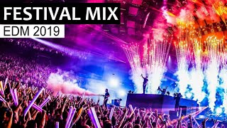 FESTIVAL MIX 2019 – EDM & Bass Electro House Music