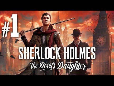 Gameplay de Sherlock Holmes: The Devil's Daughter