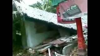Gempa Pariaman Sumbar 30/09/2009
