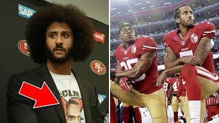 Dedication To Anthem Protest Cause Kaepernick and Eric Reid To Torpedo Their Own NFL Tryouts