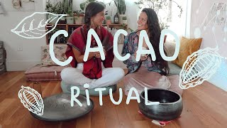 Cacao Ceremony: Recipe, Ritual and Q&A