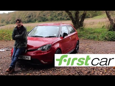 MG3 review - First Car
