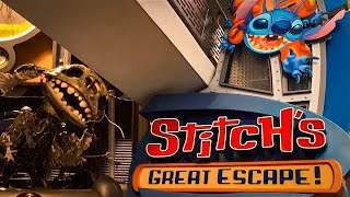 ABANDONED Stitch's Great Escape - A Detailed Look at Disney's WORST Attraction