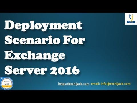 Microsoft Exchange Server 2016 Training Videos | Exchange ...