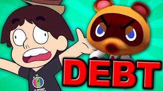 I Went BROKE In Animal Crossing