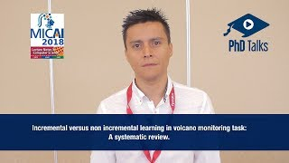 Incremental versus non incremental learning in volcano monitoring task: A systematic review