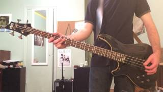 """Tom Petty & the Heartbreakers """"The Wild One, Forever"""" -Bass Cover"""