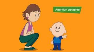 Phases considérées clés dans le développement d'un enfant de 18 ã 24 mois