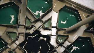 Производство цементной плитки ручной работы - Каменная мануфактура -