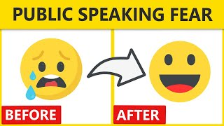 How to Overcome Public Speaking fear | 5 Tips to Speak Ideas from the Stage