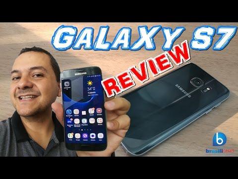Galaxy S7 – Smartphone Top com preço em queda! Review (Análise em Português)