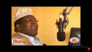 Raila Odinga is a tragedy waiting to happen
