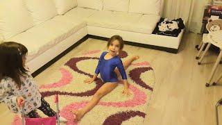 Gimnastica Acasa | Best Gymnastics at home on YOUTUBE