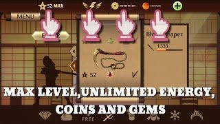 download shadow fight 2 mod level max