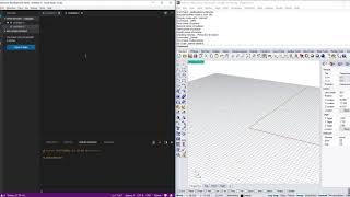 RhinoPython For VS code demo
