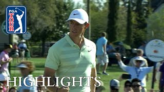 Rory McIlroy's highlights | Round 4 | Arnold Palmer - dooclip.me