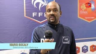 Mario Bocaly : J'ai été servi en termes de qualité