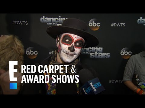 Mark Ballas Gives Update on Lindsey Stirling Injury | E! Live from the Red Carpet