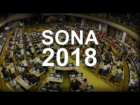 State of the Nation Address 2018 Build-up