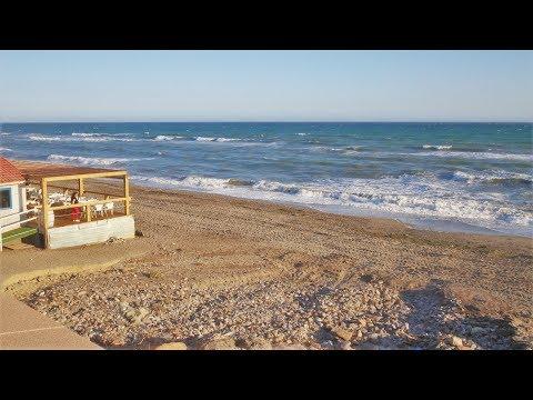 Playa de Retamar Almería