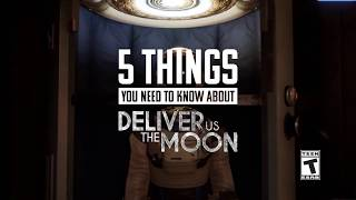 Deliver Us The Moon | 5 Things You Need to Know | Trailer 2020