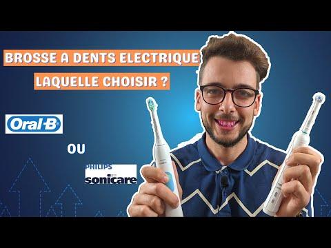 Brosse a dents électrique ! Oral b ou Philips Sonicare  laquelle choisir !