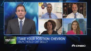 Bank of America says buy Chevron now